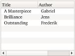 TableView QML Type | Qt Quick Controls 5 11