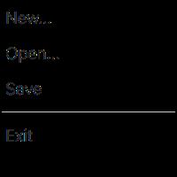 MenuSeparator QML Type | Qt Quick Controls 2 5 11